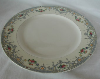 "Alfred Meakin ""Luxembourg"" Plate"