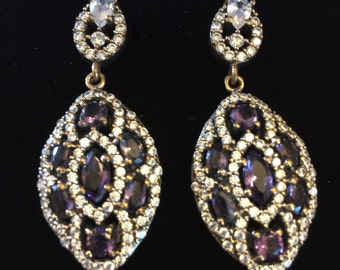 Vintage Collection - Sterling Silver - Amethyst