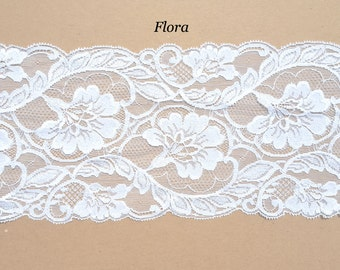 Bouquet Add-On: Limited Quantity 'Flora' Lace Wrap