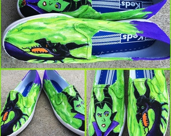 Maleficent Shoes