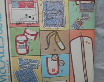 Vintage (1977) McCalls 5812 Accessories Pattern