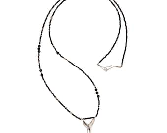 Long Shark Tooth Necklace