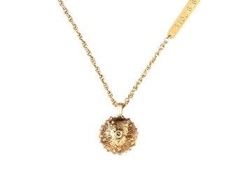 Short Sea Urchin Necklace