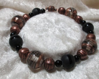 Beaded Bracelet No. 002