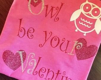 valentine onesie~longsleeve.
