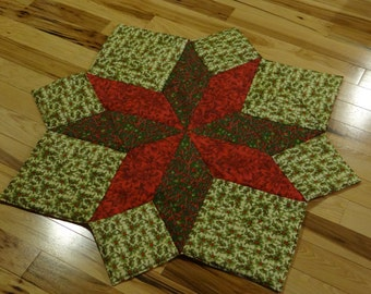 Christmas Star Table Topper