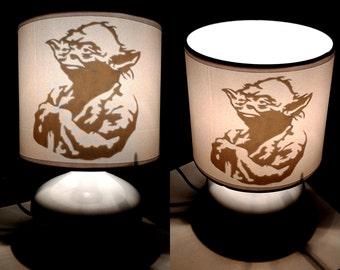 Yoda - Star Wars - Lamp lamp
