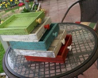 square trays