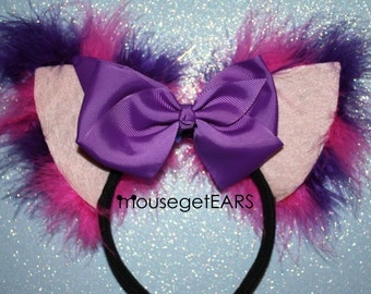 Cheshire Cat Inspired EARS
