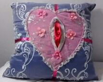 purple heart pussy