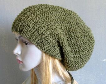 Extra Large Slouchy Hat Men Women Teen Super Chunky Large Baggy Hand Knitted Huge Boho Hat Rasta Cap XXL hat Dreadlock Knit Teen Slouch Hat