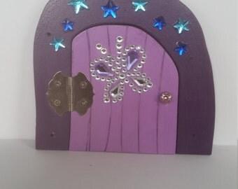 Fairy Door, Sparkly Butterfly