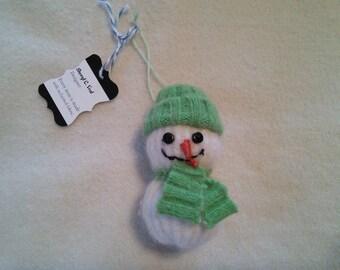 Christmas ornament Snowman (06)