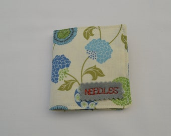 Handmade Needle Book/Wallet