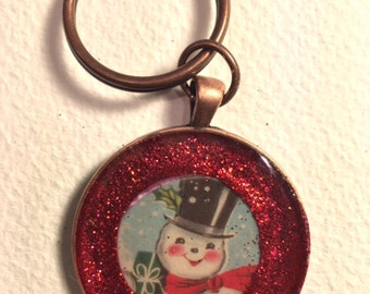 Red Snowman Quality Fancy