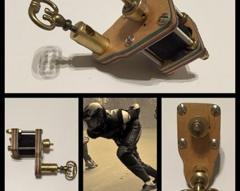 Rotative tattoo machine