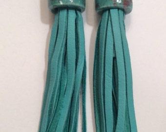 Turquoise and Fringe