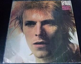 David Bowie- 'Space Oddity' Vinyl LP (1972)