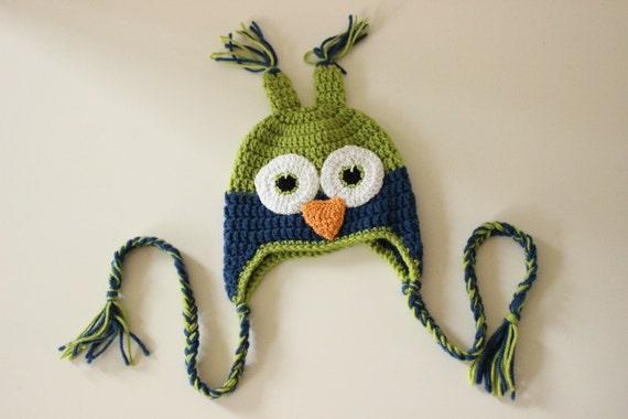 Amigurumi owl Stuffed hat Crochet owl Amigurumi hat