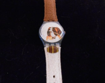 """New """"BARRY"""" Vintage Swatch (GN152)"""