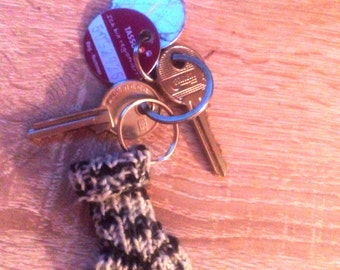 Handmade Sock Keyrings