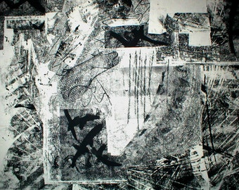Monoprint - Profile
