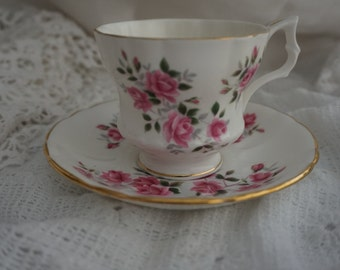 Royal Windsor cup and saucer