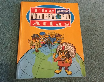 Weetabix the wonder world atlas