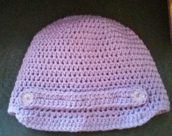 Women's Newsboy Hat