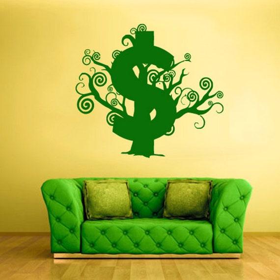 Wall Decor Stickers Dollar Tree : Tree wall decal art decals girls
