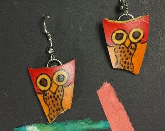Hooty Hoo Earrings #3