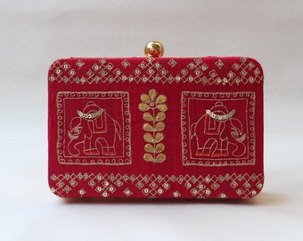 The Red Elephant Clutch