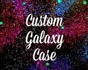 Custom galaxy case