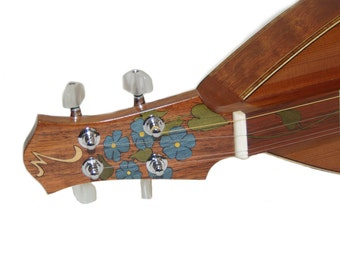 Hand Made All Solid Wood Dulcimer