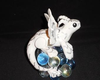 Flurry the Snow Dragon
