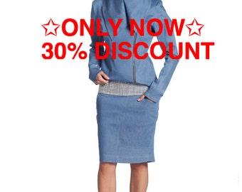 30% Sale, Denim Jacket