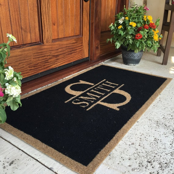 The Most Durable And Elegant Custom Door Mat Available
