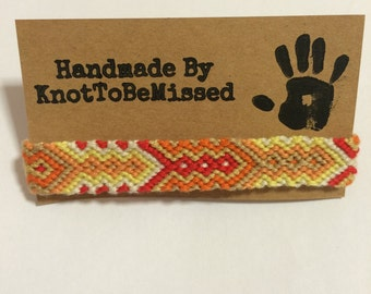 Handmade Friendship Bracelet