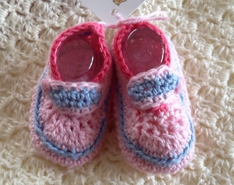 Gorgeous Mary Janes booties for your princess.