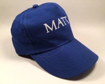 Matt Hat