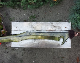Skyrim Inspired Orcish Great Sword