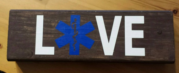 Love star of life sign