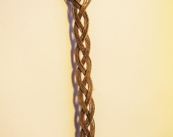 Braided Hemp Bracelet