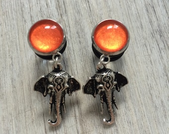 Elephant of plugs 16 to 22mm 1 pair