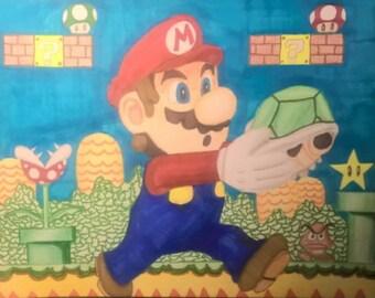 Mario the Bandit