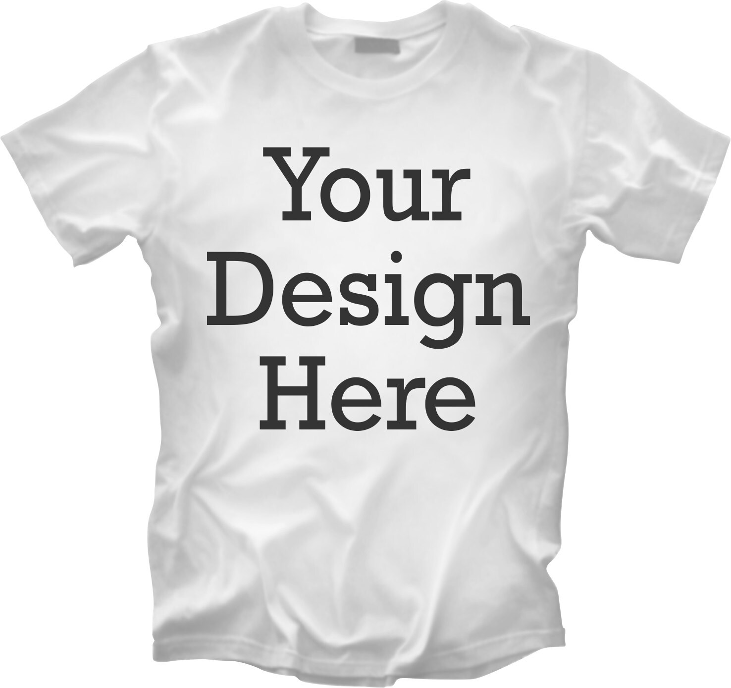 X12 Custom T Shirt One Color Design FREE SHIPPING