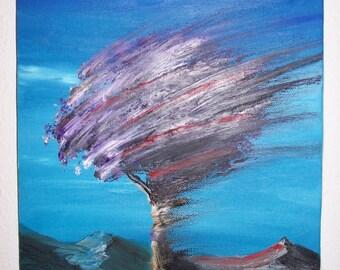 Joshua Tree - Original Oil Painting