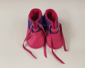 Real Leather Handmade Baby Shoes