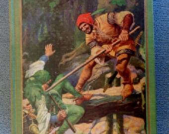 1925 Robin Hood Book