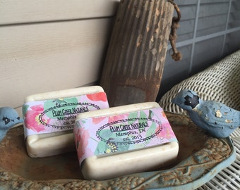 Honey Oatmeal Soap